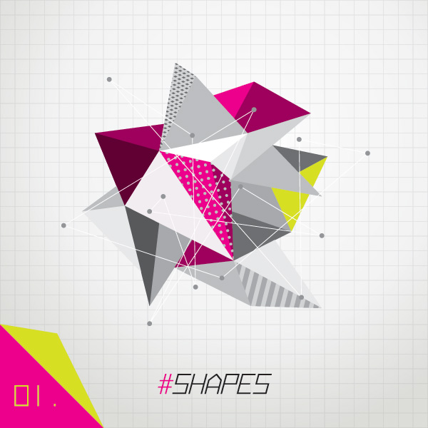Shapes Vector Graphic