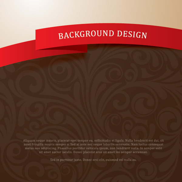Background Design Vector Graphic