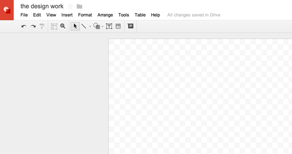Google Drawings - Free Tools